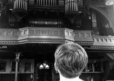 Sayles Hall organ