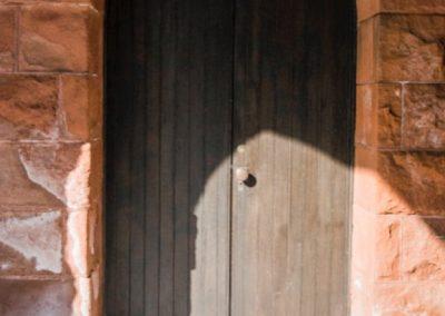 Door in the Berkshires